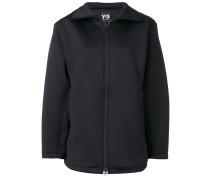 Oversized-Jacke mit Reißverschluss