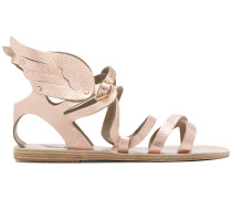 Nephelle winged sandals