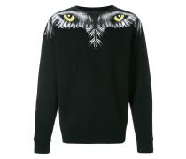 eye and wing sweatshirt