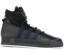 - High-Top-Sneakers mit Besatzstreifen - women