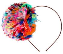 Stirnband mit Pompon