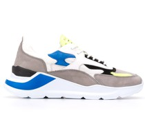D.A.T.E. Sneakers in Colour-Block-Optik