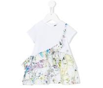 - Kleid mit floralem Print - kids