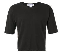 - T-Shirt mit gekürztem Schnitt - men