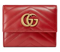 GG Marmont matelassé wallet