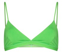 Mississippi triangle-cup bra