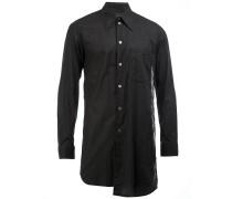 Langes Hemd mit Einsatz - men - Baumwolle - S