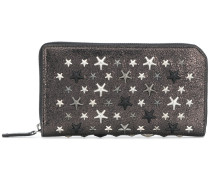 Carnaby star studded wallet