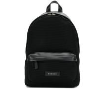 classic zipped backpack