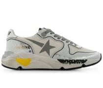 'Running Sole' Sneakers mit Einsätzen