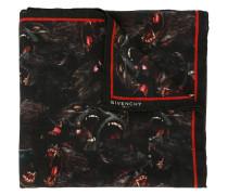 baboon print scarf
