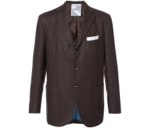 formal blazer - men - Bemberg Cupro®/Kaschmir