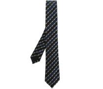 Krawatte mit Drahtmuster