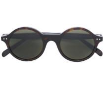 Runde Sonnenbrille - unisex - Acetat