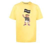 T-Shirt mit Piraten-Teddy