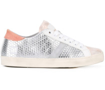 Sneakers im Metallic-Look - women