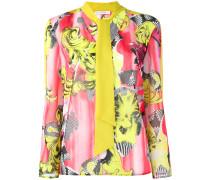 Bluse mit floralem Print - women - Polyester