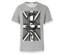 Union Jack dragon T-shirt