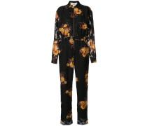 'Ibiza' Jumpsuit mit Sonnenblumen