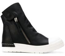 HighTopSneakers mit Reißverschlüssen