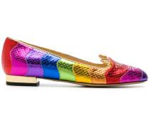 'Rainbow Kitty' Ballerinas
