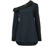 Classic Asymmetric blouse