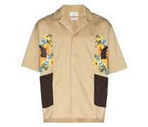 Kurzärmeliges Cigar Hemd