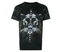 T-Shirt mit Panther-Print