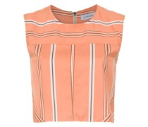 'Piaggia' Cropped-Top