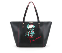 doll patch shopping bag - women - Polyurethan
