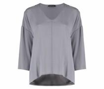 T-Shirt mit tiefen Schultern