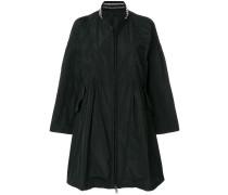 wide sleeved coat