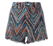 - Gemusterte Shorts - women