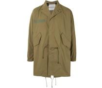 Mantel mit Taillenzug