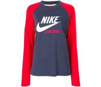 logo print jumper
