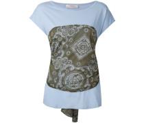 T-Shirt mit Schnürung - women - Baumwolle - M