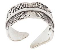 Versilberter 'Penna' Ring