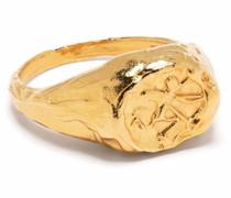 Ring mit Löwen-Motiv