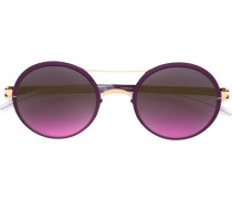 'Kelly' Sonnenbrille - women - rubber/stainless