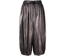 Cocoon hareem trousers - women - Viskose - M