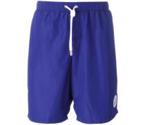 Shorts mit Logo-Detail - men - Polyester - 6
