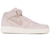 - 'Air Force 1 Mid Retro Premium' Sneakers - men