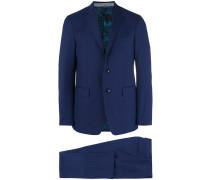 Klassischer Anzug - men - Wolle/Seide - 46