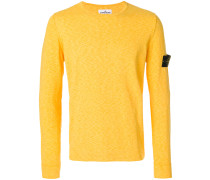 knitted long sleeve top