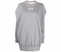 Sweatshirt im Deconstructed-Look