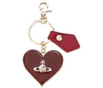 Schlüsselanhänger mit Herz-Motiv