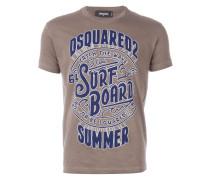 T-Shirt mit Logo-Print - men - Baumwolle - S