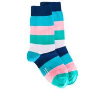 - Socken mit Streifen - women