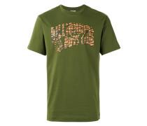 - T-Shirt mit Logo-Print - men - Baumwolle - L