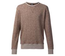 'Jaspe' Fleece-Pullover